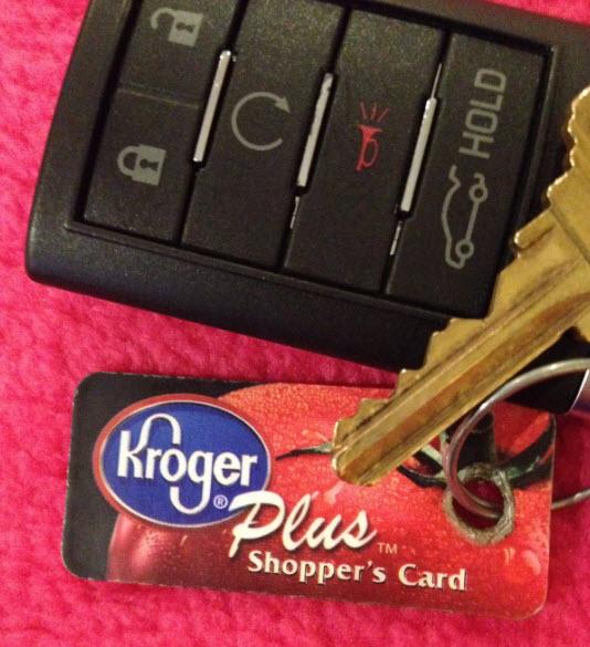 Kroger's Community Rewards Program