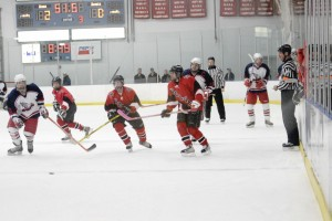 Hockey Charity Game - 2006