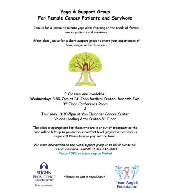 Yoga & Support